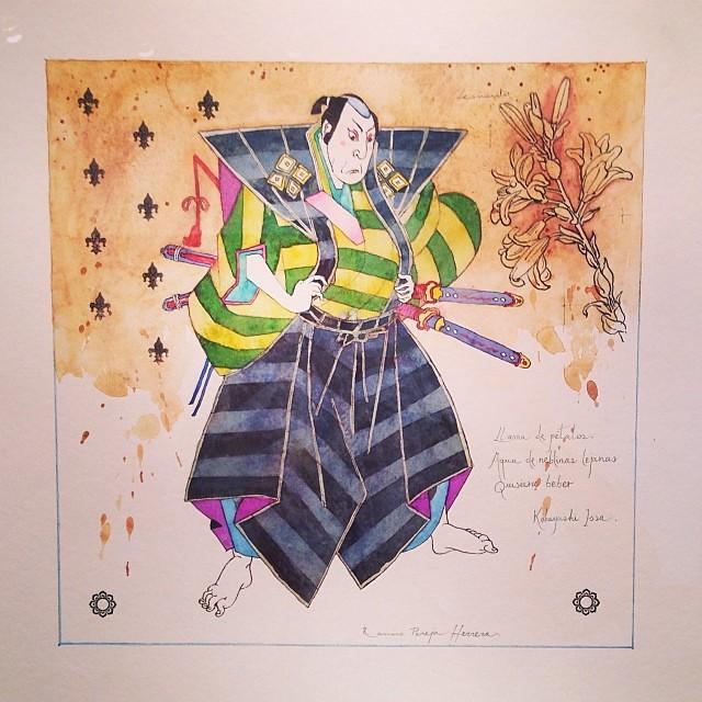"""""""Del clasicismo oriental al renacimiento"""" • """"El Diálogo, el Pastiche y la Memoria"""" #muestra individual de Ramiro Pareja Herrera #arte #arteenlima #art #artinlima #artist #artista #pintura #painting"""
