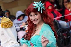 A Christmas Fantasy (jodykatin) Tags: ariel disneyland disney parade thelittlemermaid achristmasfantasy