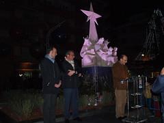 BIENVENIDA MONUMENTO REYES MAGOS
