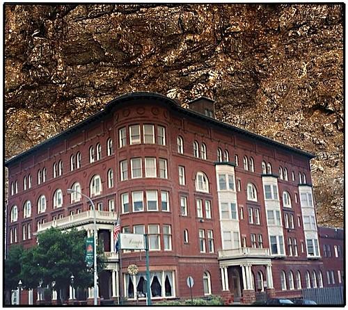 Harrington Hotel ~ Port Huron MI ~ Harrington Inn ~ Adaptive Reuse ~ Old Film