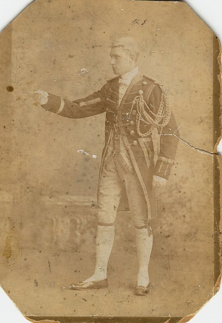 Edmund Philip Gates in costume_1_