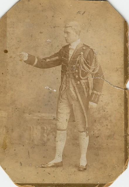 Edmund Philip Gates in costume_1_
