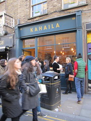 Kahaila on Brick Lane (La Citta Vita) Tags: city uk london tourism retail shopping weekend shoreditch storefront signage pedestrians british bricklane streetscape crowdedstreet localbusiness pedestrianfriendly creativeclass busystreets retailexperience creativeeconomy localeconomy shoppingexperience shoppinginlondon pedestrianexperience visitinglondon storefrontdesign pedestrianoriented pedestrianfriendlystreets kahaila saturdaysinshoreditch