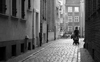 Dziana street, Gdańsk