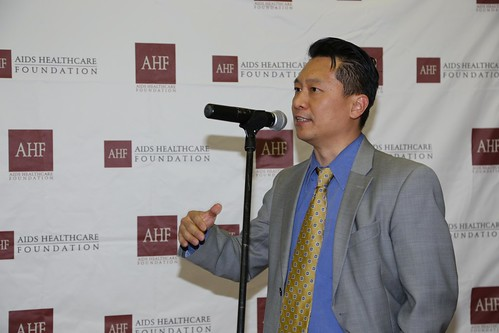 AHF Department of Medicine Opening