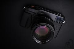 New Lens (patrickbraun.net) Tags: black dark lens gear fujifilm lowkey cameraporn xt1 fujifilmxpro1 fujinonxf35mmf14r fujinonxf56mmf12r
