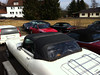 16 Jaguar E-Type Serie 3 Verdeck vorher ws 01