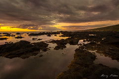 BEMEZPICTURES.jpg (Bemez-Pictures) Tags: sunset mer nature canon eos landscapes plage paysages runion sud waterscapes rve etangsal 5dii bemezpictures
