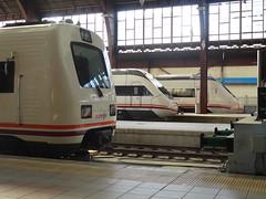 3 Mosqueteros (firedmanager) Tags: train tren diesel 121 avant vigo trd ourense renfe acorua 599 altavelocidad adif 594 monfortedelemos mediadistancia