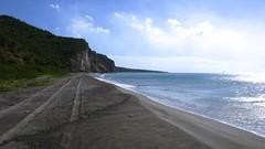 Montserrat Beach (Uber Graphics) Tags: ocean blue sea beach island sand waves atlantic montserrat tropical caribbean