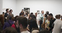 """Inauguración de """"Rasgados"""" de Jordi Martínez (espai d'art fotogràfic) Tags: valencia fotografia dibujo exposicion rasgados jordimartinez masterenfotografia"""