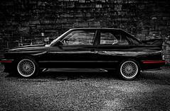 Show and shine 2015(8)(2) (evs.gaz) Tags: blackandwhite white black castle cars sport scotland evolution bmw m3 e30 dumfries drumlanrig