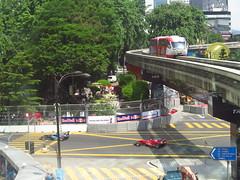 KL City Grand Prix (ac_marvin) Tags: canon malaysia kualalumpur kl motorsport monorel jalansultanismail jalanrajachulan formulamasters powershotg16 klcitygrandprix klcitygp