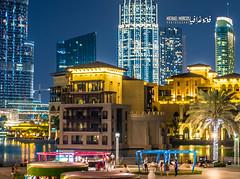 DXB (2 of 1) (Mike Morcos) Tags: dubai dxb uae dancingfountain burjkhalifa boulevard travel
