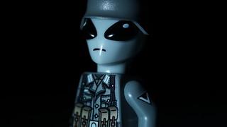 Lego Nazi Alien