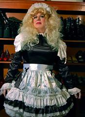 The maid is not amused (jensatin4242) Tags: sissy maid crossdresser transvestite sissymaid jensatin
