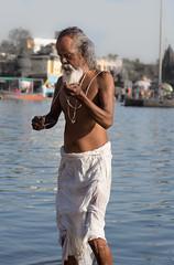 Evening dip (JohnMawer) Tags: nasik nashik maharashtra india in