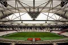 Day With The Hammers (JH Images.co.uk) Tags: london stadium west ham symmetry symmetric grass football hdr dri pitch