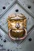 Old knocker (czmyras) Tags: cracow krakoff door ornament knocker old mask head