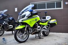 BMW R1200-RT  de la Policía Municipal de Madrid (UET) (Fotografías de Vehículos Policiales y Emergencia) Tags: policiamunicipaldemadrid policiauet uet trafico policialocal seguridadciudadana policiamadrid police spainpolice moto cochedepolicia motodepolicia carspolice policecars bmw bmwr1200 unidadespecialdetrafico 112 policia policiamunicipal motorbike