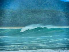 sml-fhdr-DSCN0204 (elphweb) Tags: roughseas roughsea ocean nsw australia sea water waves breakers storm coast coastal falsehdr fhdr bigwaves bigsurf surf foam mist