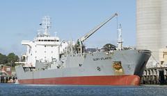 Glory Atlantic (~ydoc~) Tags: ship devonport tasmania cargo tasports king island