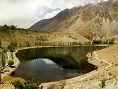 phander lake (umme muhammad rana) Tags: travelpakistan pakistan travel photography ghizar riverghizar travelgilgitbaltistan morninglights morning water lakesinasia lakesinpakistan