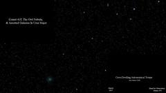 Comet41P_T-G-K_OwlNebula_GalaxiesM108andNGCs_20170323_HomCavObservatory_ResizedDown2HD (homcavobservatory) Tags: homcav observatory comet 41p tuttlegiacobinikresak owl nebula m108 ngc 3669 3683 3683a 3674 3690 astronomy astrophotography canon 700d apochromatic refractor