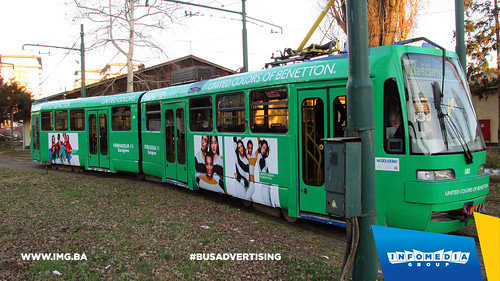 Info Media Group - Benetton, BUS Outdoor Advertising, 03-2017 (8)
