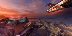 Tempest / Mass Effect: Andromeda (Den7on) Tags: mass effect andromeda bioware electronic arts tempest nomad nd1
