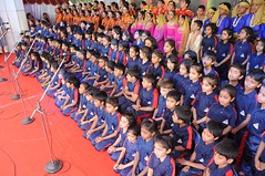 An Apt Answer to the Kaveri Water Issue by 160 Students of Alpine Public School ! (12)
