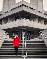 Royal National Theatre (London, United Kingdom 2017) (Alex Stoen) Tags: alexstoenphotography angles betonbrut brutalistarchitecture cement isisamador leicamptyp240 london royalnationaltheatre stairs summiluxm35mm unitedkingdom