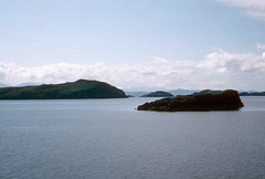 Summer Isles (leaving Ullapool) (1996) (Duncan+Gladys) Tags: uk scotland ullapool rossandcromarty