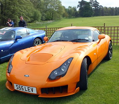 TVR Sagaris (Kathryn Dobson) Tags: cars car kent automobile leedscastle supercar tvr motoring segaris supercarsiege