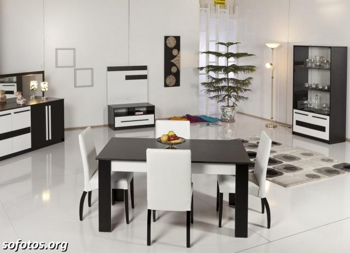 Salas de jantar decoradas (108)