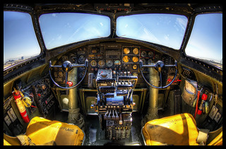 B17 Cockpit (different angle)