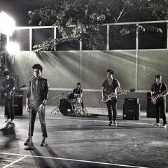 Sunshine กำลังถ่าย MV เพลงใหม่ รอชมเร็วๆนี้