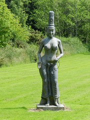 My 9h morning spin - Victoria's Way, Roundwood (St.Stello) Tags: ireland valentine cowicklow roundwood victoriasway nikoncoolpixp500 indiansculpturepark 9hspin