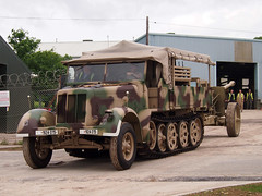 "SdKfz 7 (1) • <a style=""font-size:0.8em;"" href=""http://www.flickr.com/photos/81723459@N04/9289953351/"" target=""_blank"">View on Flickr</a>"