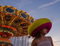 DSC_1731 (Christina Nalio) Tags: hat swings donut boardwalk jerseyshore pointpleasantbeach