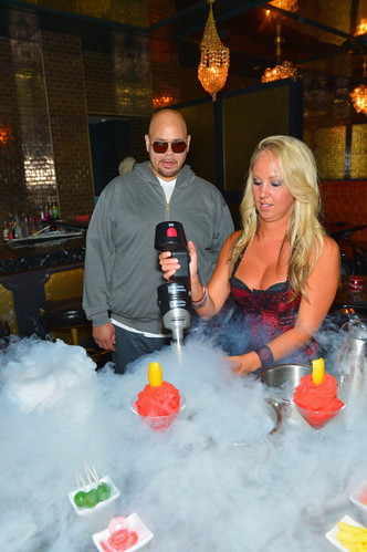 fat joe at the sugar factory in vegas