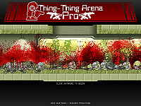 超級改造戰士生死鬥(Thing Thing Arena Pro)