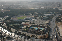 Amman Sport City (APAAME) Tags: flight1 flying2006 sportcity tomb digitalcamera aerialarchaeology aerialphotography middleeast airphoto archaeology ancienthistory