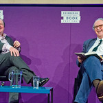 Alexander McCall Smith with James Naughtie