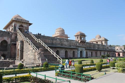 Mandu, Royal Enclave, Jahaz Mahal