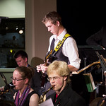 """<b>Homecoming Jazz Performance 2013</b><br/> Homecoming Jazz Performance in Marty's Cybercafe on Friday October 4 - Photo by Maria da Silva<a href=""""http://farm4.static.flickr.com/3735/10128949144_7af4cc955d_o.jpg"""" title=""""High res"""">∝</a>"""