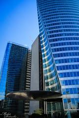 La Defense (Michele Delvecchio) Tags: paris france ladefense grattacielo francia defense parigi finestre esplanadedeladefense
