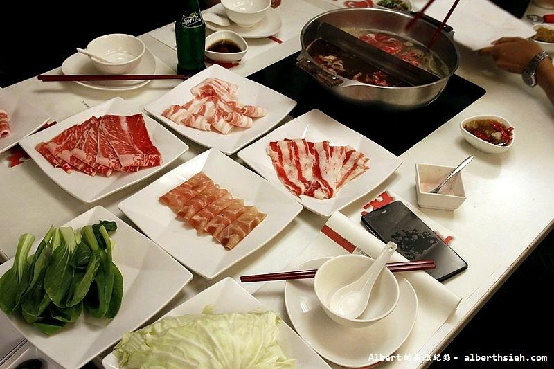 台北大安.滿堂紅頂級麻辣鴛鴦火鍋 (4)