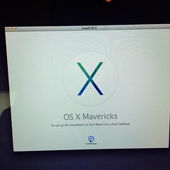 OS X Mavericks is a Stupid Name (swanksalot) Tags: apple computer macintosh mac osx software mavericks
