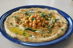 Homemade Humus plate 2 (  asaf pollak) Tags: israel plate homemade humus    asafpollak